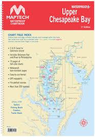 Maptech Waterproof Charts Maine Label Maptech