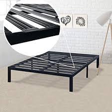 Amazon.com: Best Price Mattress California King Bed Frame - 14 Inch ...