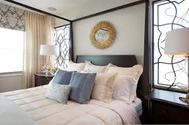 A Amazing Transitional Master Bedroom 17 Vibrant Family Home Bedroom1 Robeson  Design 3