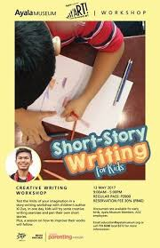 Nurture Your Childs Love For Writing Stories With This Workshop Sp