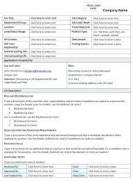 writing a job description template. Writing A Job Description Template Writing Job Descriptions Template