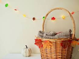 Fall Color String Lights Leaf String Lights A Bright And Easy Fall Diy Project
