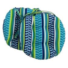 16x16 outdoor chair cushions blazing needles inch round patterned set of 2 decorating tree with