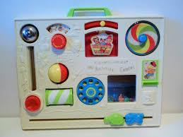 To clean vintage toys