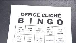 Office Bingo Look Brilliant Bepapersmart