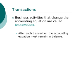 accounting equation are called after each transaction must do now complete the survey on my desk when finished take