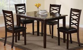 Granite Kitchen Table Set Captivating Cheap Dining Table Mahogany Wood Dining Table