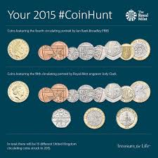 Coin Mintage Chart Did 2015 Produce A Rare 2 Coin The Royal Mint Blog