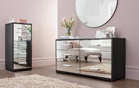 cheap mirrored bedroom furniture sets Mirrored Bedroom Set As