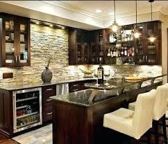 basement bar design. Basement Bar Ideas With Brick Design Granite Bars Need Help Deciding On A