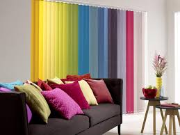 Small Living Room Curtain Decorations Brilliant Colorful Window Curtain Ideas For Small