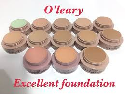 2017 01 16 20 01 13 make up jkt o leary excellent waterproof foundation