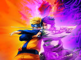 Sasuke Vs Naruto Wallpapers - Wallpaper Cave