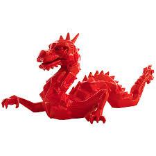dragon garden statues resin china