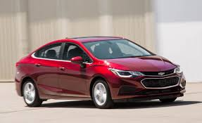 Cruze chevy cruze 2016 : 2016 Chevrolet Cruze 1.4T Automatic – Review – Car and Driver
