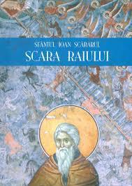 Imagini pentru Sfântul Ioan Scărarul - scara