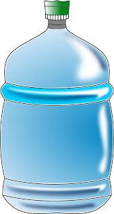 Image result for cartoon image water jug