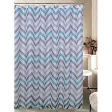 chevron shower curtain shower pics yellow grey white smlf leaves