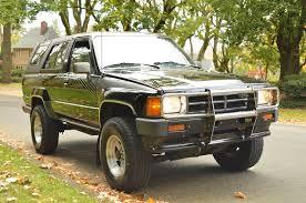 1988 Toyota 4runner 4x4 2-door Automatic Sr5 V6 Low Miles! 91,169 ...