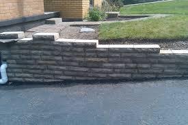 garden wall stones home depot. stylish ideas retaining wall blocks home depot winsome re garden stones w