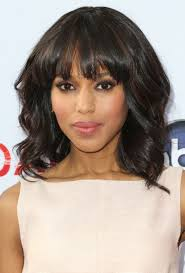 Hairstyles Fashion Medium Length Hairstyles With Bangs Super