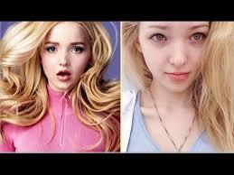 disney s makeup vs no makeup