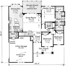craftsman floor plans. Floor Plan Craftsman Plans H