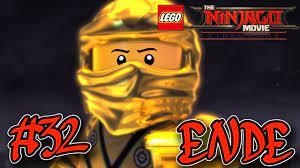 DER GOLDENE NINJA [ENDE] - THE LEGO NINJAGO MOVIE VIDEOGAME Gameplay 100%  #032 Deutsch 🐉