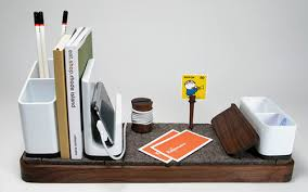 modern desk organizer. Delighful Modern Home And Furniture Alluring Modern Desk Organizer In I O Design Milk   For C