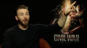 captain america s chris evans tells us his biggest fear