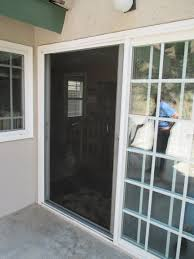 sliding screen doors. Sliding Door StowAway Retractable Screen Doors Are The Perfect Replacement To That Annoying G