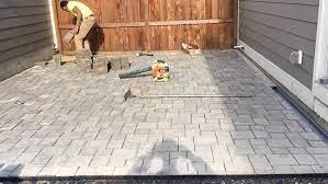 paver patio construction st louis mo