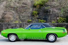 Sold: Plymouth Barracuda '70 Hemi Cuda Tribute' Coupe (LHD ...