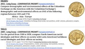 world history advanced placement mr duez prompts for the leq comparative flip on thu jan 18th