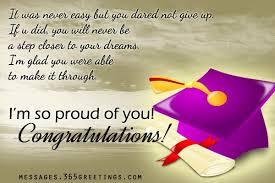 Graduation Messages 365greetings Com