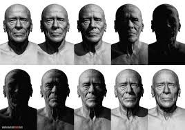 Face Lighting Reference Pin By Paul Phillips On Interesting Faces Expressions