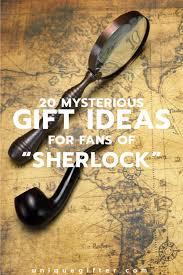 20 gift ideas for fans of sherlock
