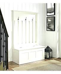 Entry Hall Bench And Coat Rack Inspiration Hall Tree Coat Hanger With Storage Bench Simitrustlaw