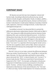 leejiakim contrast essay   2 contrast essay
