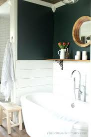 oversized bath tub half walls with deep green on top love this oversized tub and the wood shelf over the bathtub oversized bathtub shower combo oversized