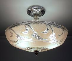 1930s ceiling light fixtures and antique 40s vintage art deco pink glass with fixture chandelier 1600x1367px