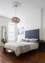 Captivating A Salvaged Chalkboard Serves As A Headboard In Ashimau0027s Park Slope Home On  Design*Sponge