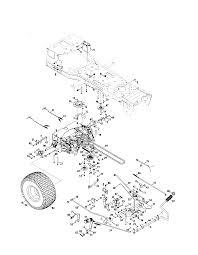 Craftsman model 247289330 lawn tractor genuine parts rh searspartsdirect craftsman lawn mower striper craftsman 50 mower deck