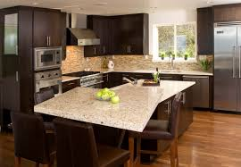 Granite Slab For Kitchen Contemporary Kitchen Pental Quartz Eggshell Counters Giallo