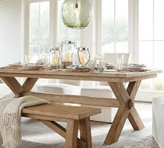 Dining Room Tables With A Bench Awesome Decorating