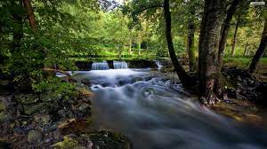 pretty | Waterfall wallpaper, Nature ...