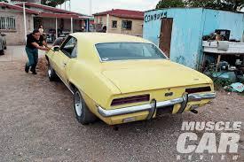 1969 Chevrolet Camaro - Rare Finds - Hot Rod Network