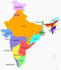 Languages Spoken In India Pie Chart List Of Languages By Number Of Native Speakers In India