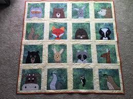 Fusible Appliqué Made Easy | Applique quilts, Woodland animals and ... & woodland animals applique quilt Adamdwight.com