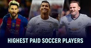 top 10 highest paid soccer players in 2021